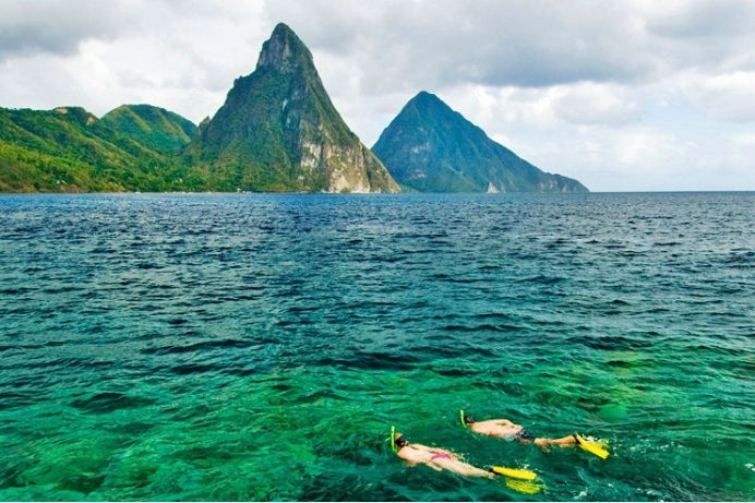 Some of our photos on caribbean360- Congratulations Jade Mountain!