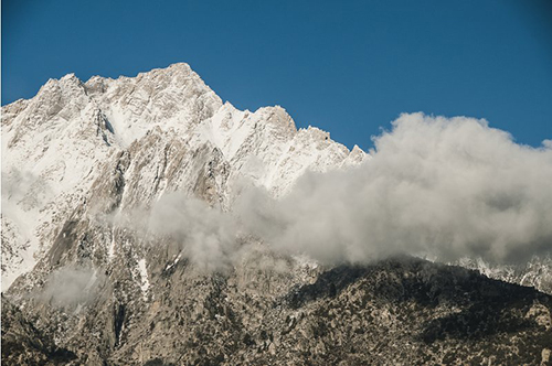 Time magazine online uses Mount Whitney photo