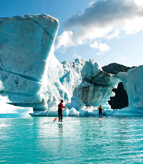 Travel plans for 2018? Lonely Planet's new Best In Travel book is swelling with timely inspiration. Alaska, pictured at Kenai Fjords, forms part of their top 10 regions to visit.